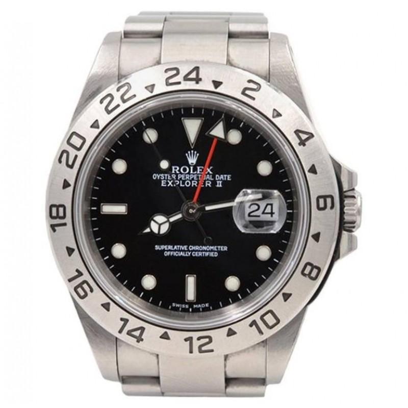 Rolex Explorer II Steel Wristwatch, Ref 16570, 2003