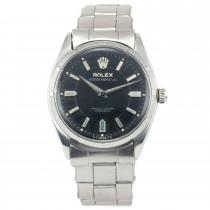 Rolex Oyster Perpetual Steel Wristwatch, Ref 6565, Circa 1965