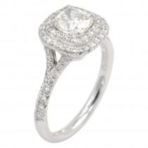 Tiffany & Co. Soleste 0.71 Carat Cushion Cut Diamond