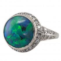 J.E. Caldwell Opal Ring