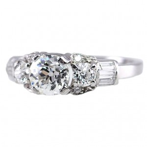 Really Gorgeous Diamond 1CT Ring