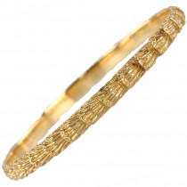 M. Buccellati Gold Bangle Bracelet